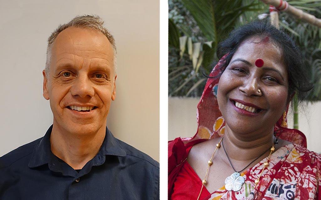 Vem är vem  Lars och Shilpi – Föreningen för Sus – kvinnoprojekt i ... dff6e846f72b6